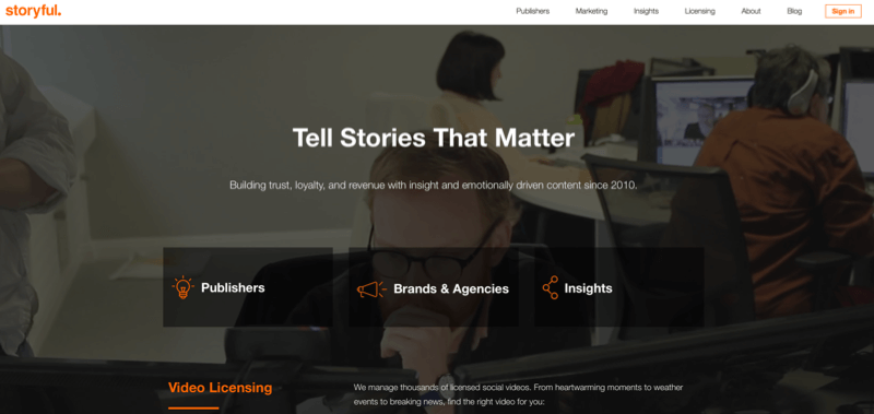 Storyful header