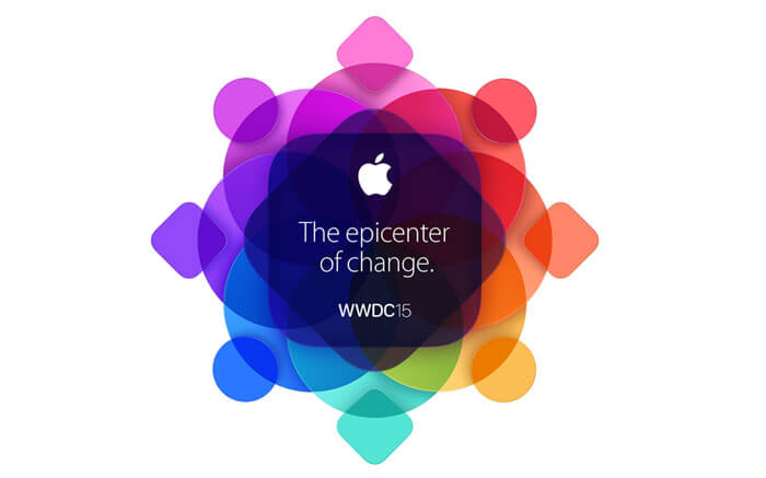 WWDC 15 invitation logo